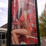Freya Underklädesreklam