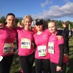 Emma, Ida, Sarah & Amy från Feminint!