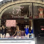 Feminint Skyltning Juli 2014