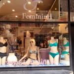 Feminint Skyltning Badkläder