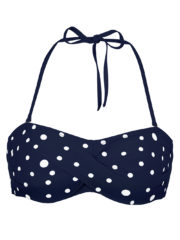 Pompom-twisted-bandeau-navy